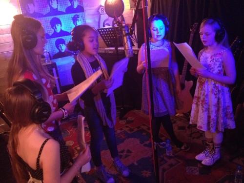 Recording Party