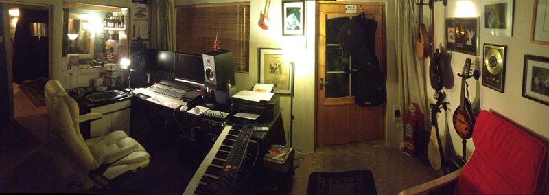 Studio Panoramic View